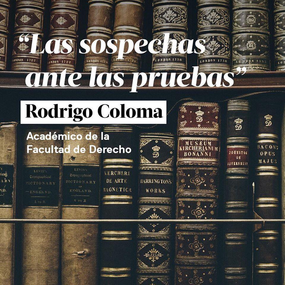#CambiaelMundo ¿Qué valor tienen las pruebas para los abogados y los jueces? Rodrigo Coloma, académico de @DerechoUAH, analiza en su investigación Fondecyt los factores en juego ante la validación de las pruebas durante los juicios y procesos legales.  https://bit.ly/2H9Ijvgpic.twitter.com/8TlpDw7VZE