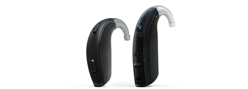 Take a look at our ReSound hearing aids here. They can automatically adjust to your environment and you can even personalize them. bit.ly/37DJFIz