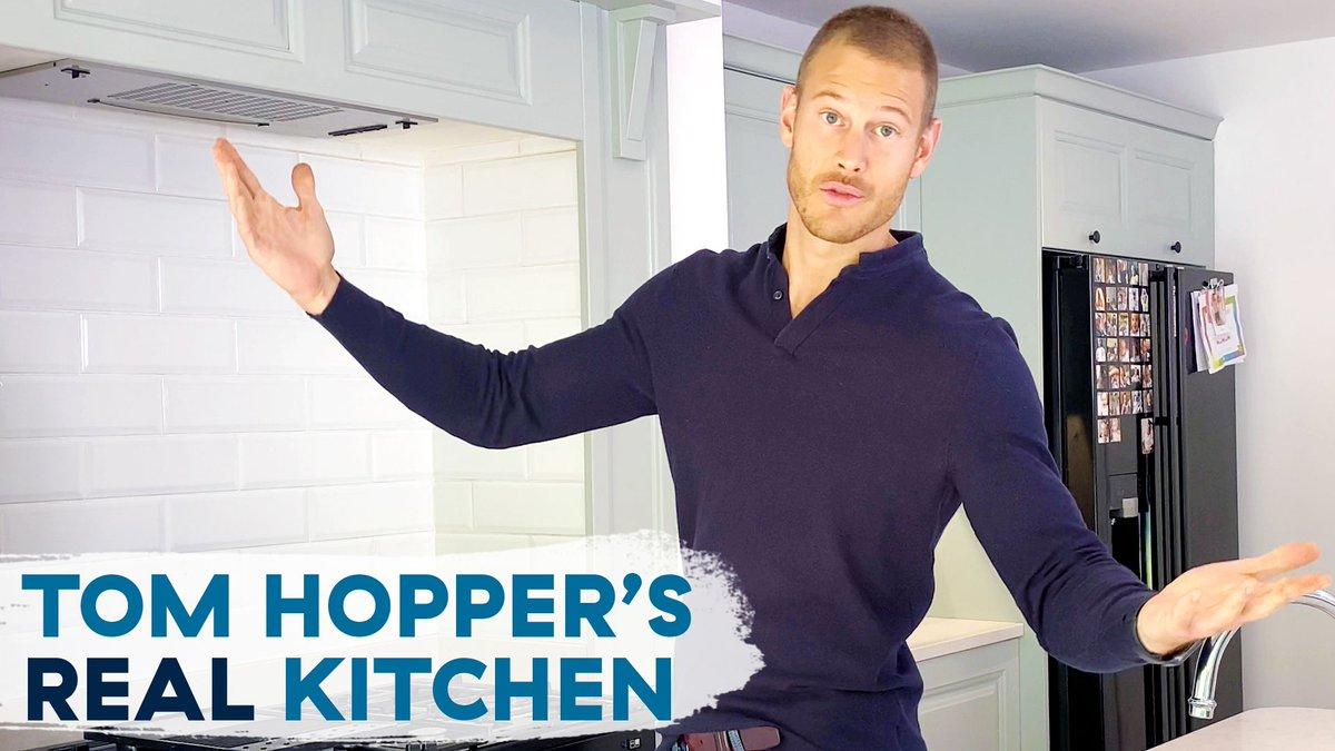 DelishDotCom: Tom Hopper Shows Us His Real Home Kitchen https://t.co/HW1S3R6EK5