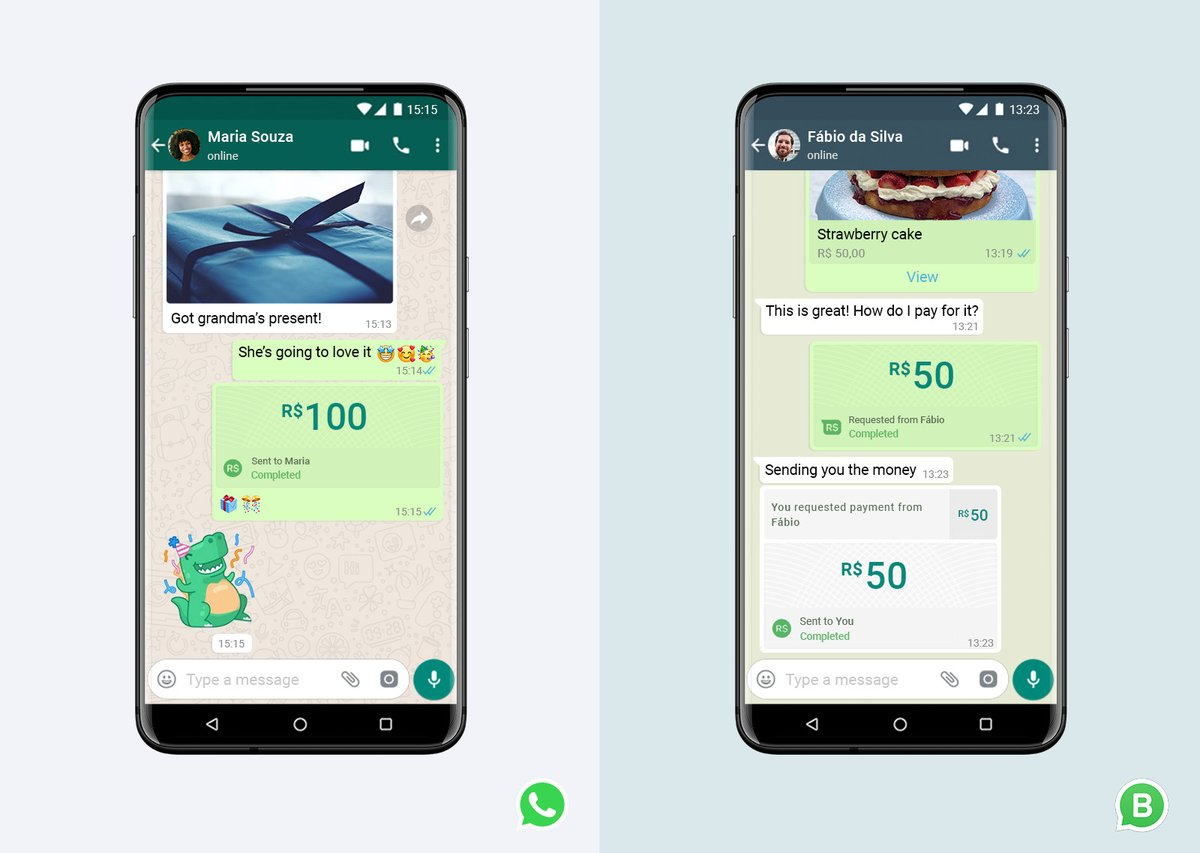 Facebook launches WhatsApp digital payment service-see how it works
