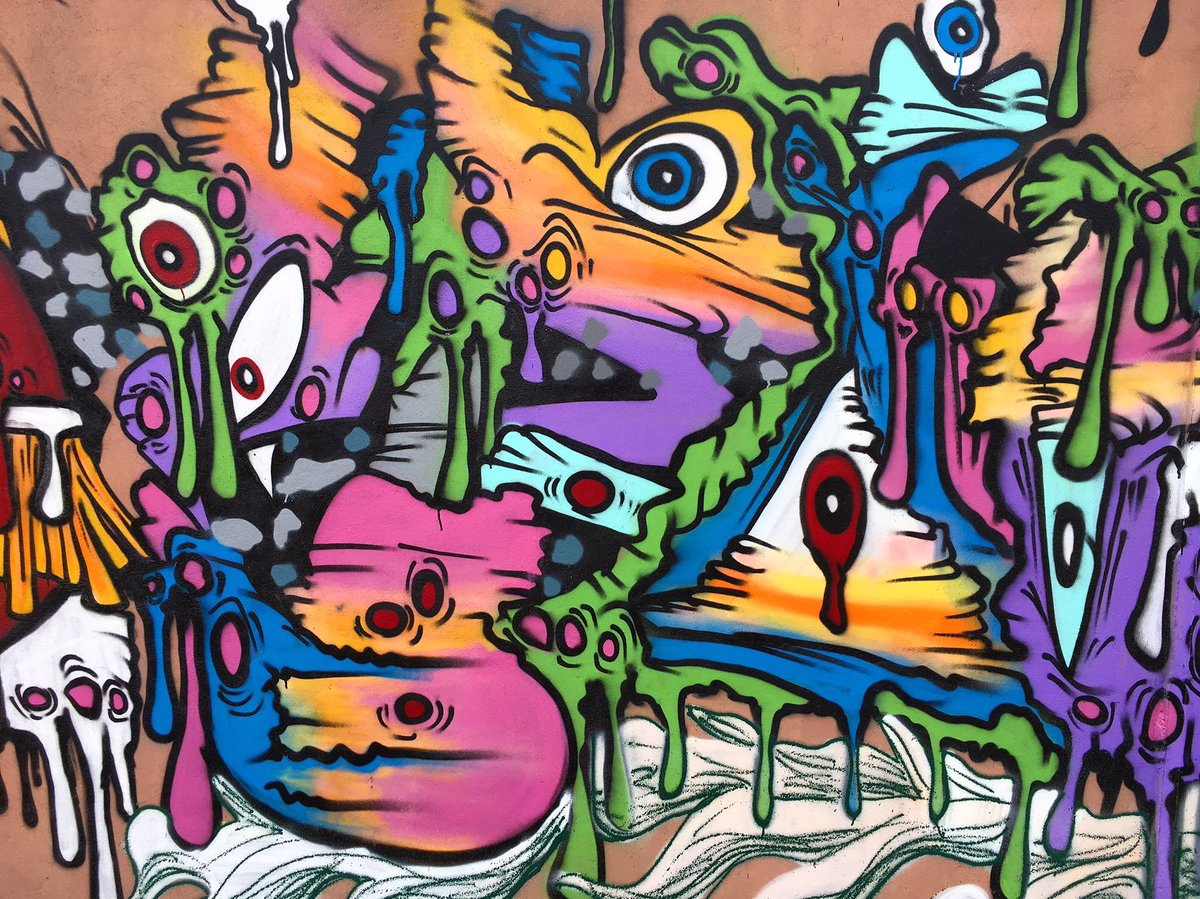 [Básicamente siempre estamos en el pico de la pandemia] #Graffiti #StreetArt #ArteUrbano #ArteCallejero #ArtDeRue #GraffitiMéxico https://instagram.com/p/CBestszhZ3C/pic.twitter.com/tcfPSwnOEK
