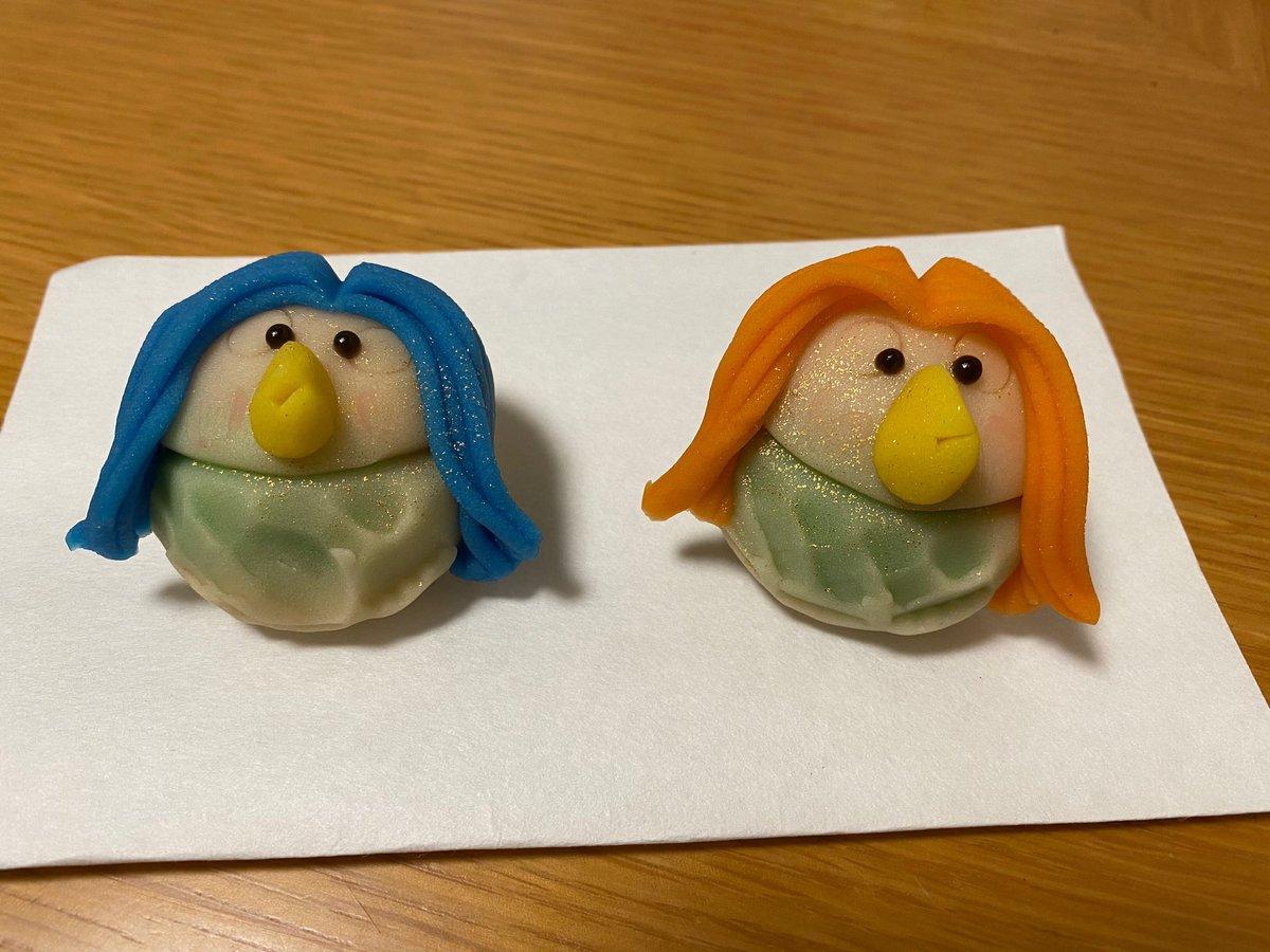 和菓子 アマビエ