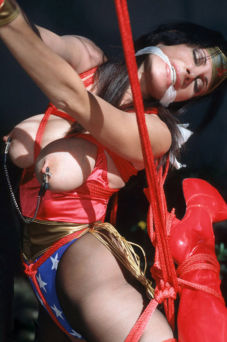 Wonder woman sex slave