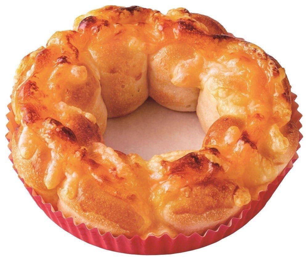 6月19日よりミスタードーナツから、ポン・デ・リングの形と食感をパンで楽しむ新シリーズ「ポン・デ・ちぎりパン」が新発売されます✨