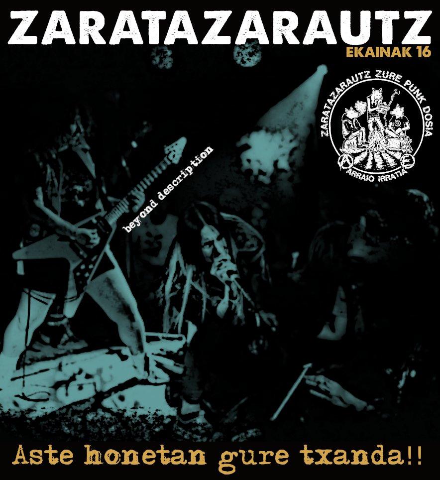 Gaur 21:30etatik aurrera saio berri bat dugu #Zarautz @ArraioIrratia @arrosasarea https://t.co/eOzRyT20q3 https://t.co/wyTAPKxHxG