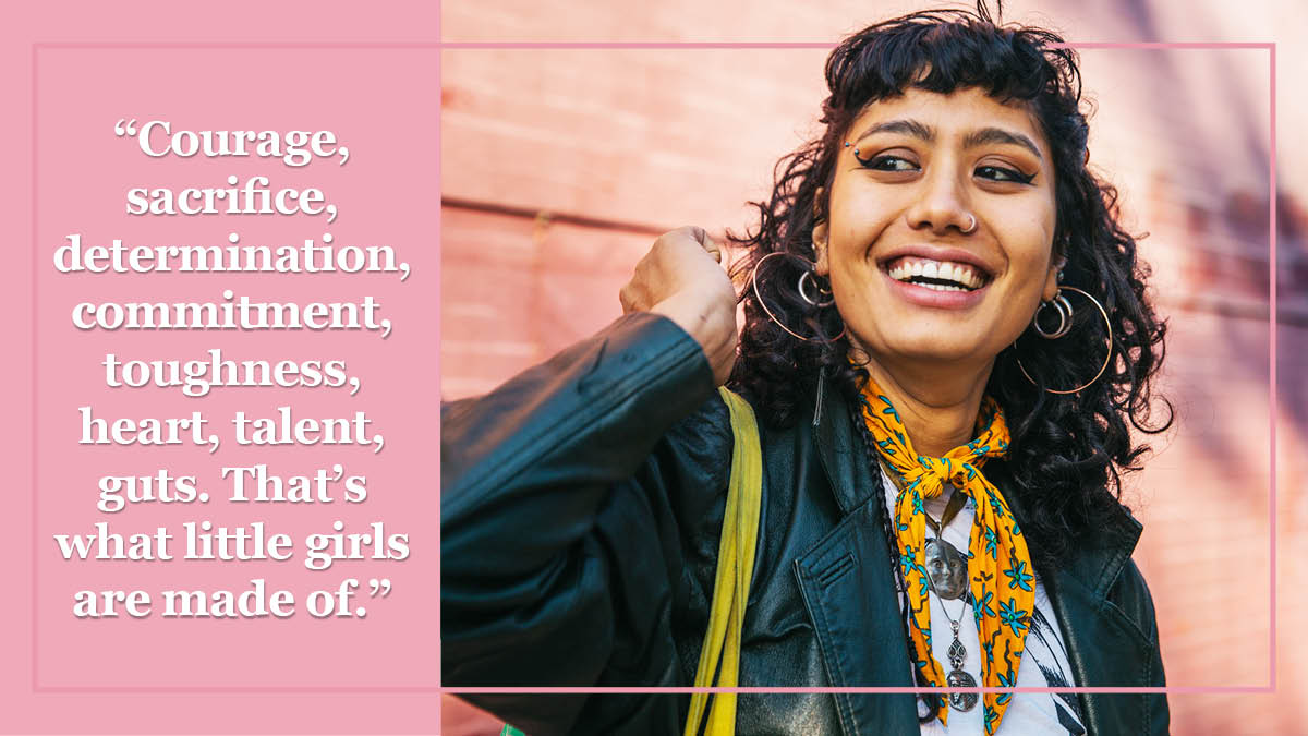 To all the incredible girls, doing incredible things, in incredibly trying times. Today we celebrate your tenacity, courage, wisdom and grace. We know that with you, our future is in safe hands. #YouthDay https://t.co/yqbLFpryNn