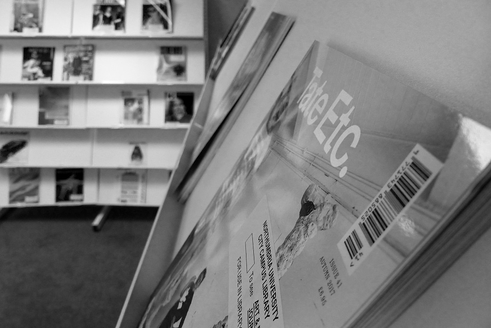 Find out what a journal is, why you should use them and how to find them in Library Search in our Library News post: https://t.co/EQ3vlcVGJb #MyNULibrary  [Black and white image of art magazines on shelves] https://t.co/TCVZD87UkV