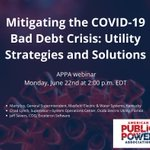 Image for the Tweet beginning: Register today --  @publicpowerorg