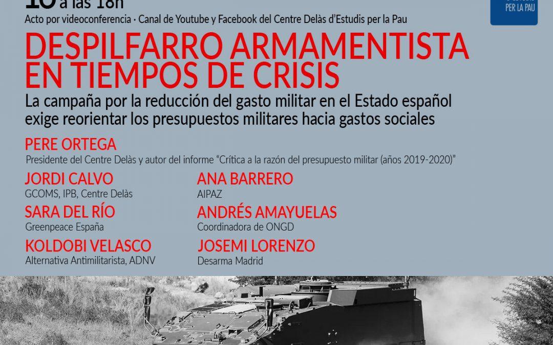 Continúan los webinares interesantes. Véase el siguiente: https://t.co/GimFMTaB87 @aipaz_org @FundacionSIP @AnaBarrero @SusanaCdv @WILPF_Espana @WILPF @Inde @ecodes @AnaGlezRms https://t.co/bIwA8YMfMD