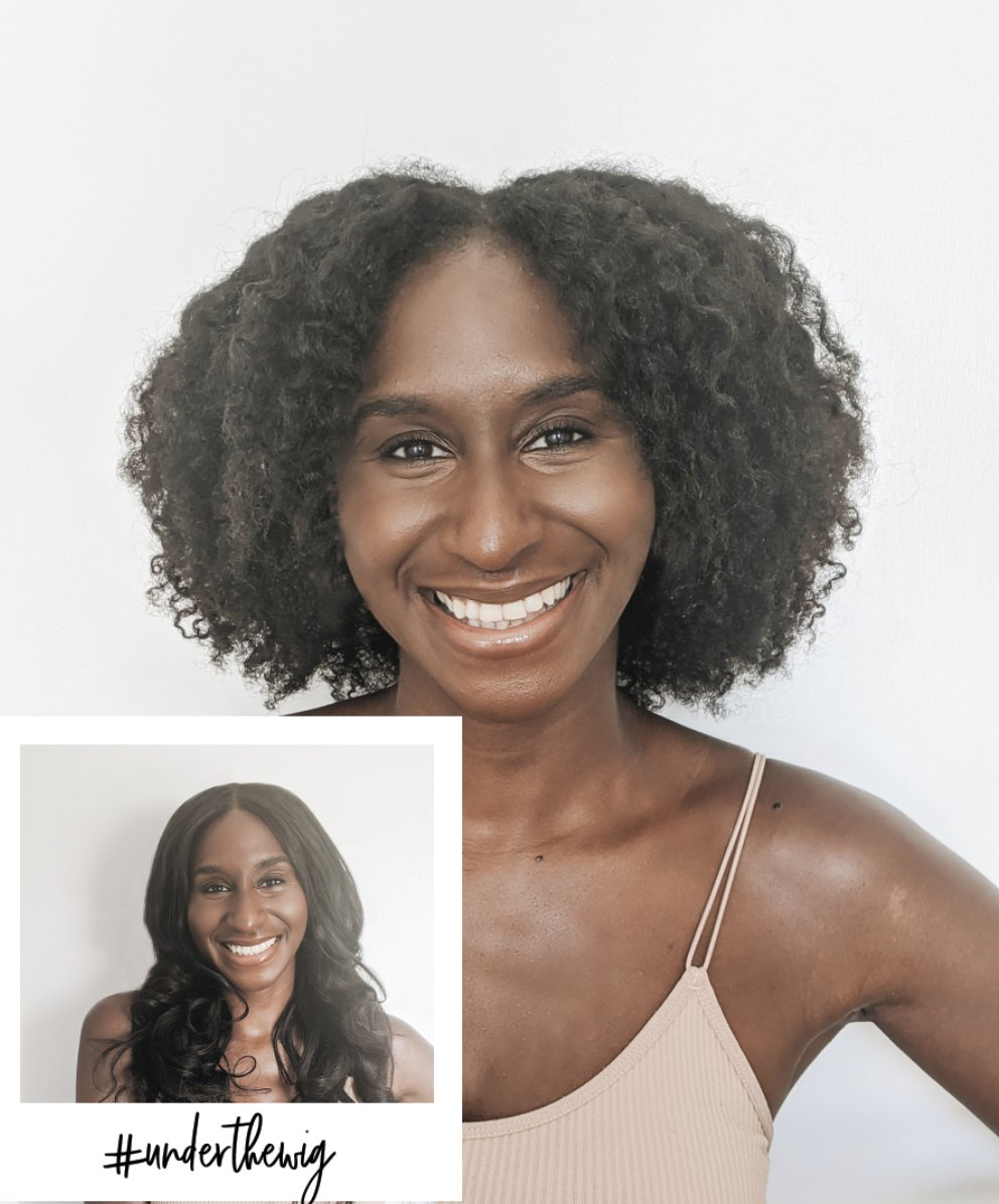 Tonight at 8:30pm, well be going live on Instagram w/ @aasiyahjasmine founder of @therenatural and creator of the Wig Fix ™ to talk about all things hair care for Under The Wig. Dont forget to join us on Instagram! #UnderTheWig