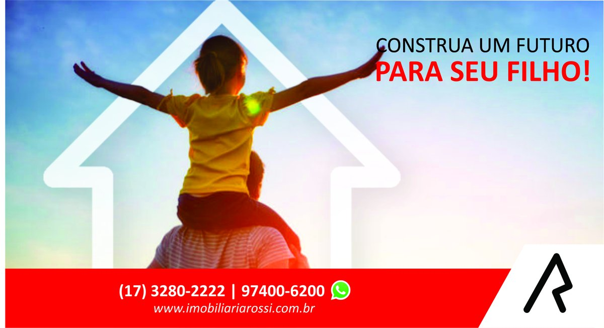 👨👩👧🏠Construa um futuro para seu filho! 🏠👨👩👧   https://t.co/kXxH68Zdlc  Atendimento Online💬 📱 (17) 97400-6200 Whatsapp💬 📱 (17) 3280-2222 Whatsapp💬  🔑 Rua 9 de Julho, 1196 - Centro - Olímpia SP. 🔑 Imobiliária Rossi, Realizando o sonho de morar bem! https://t.co/MxYBOjBT9k