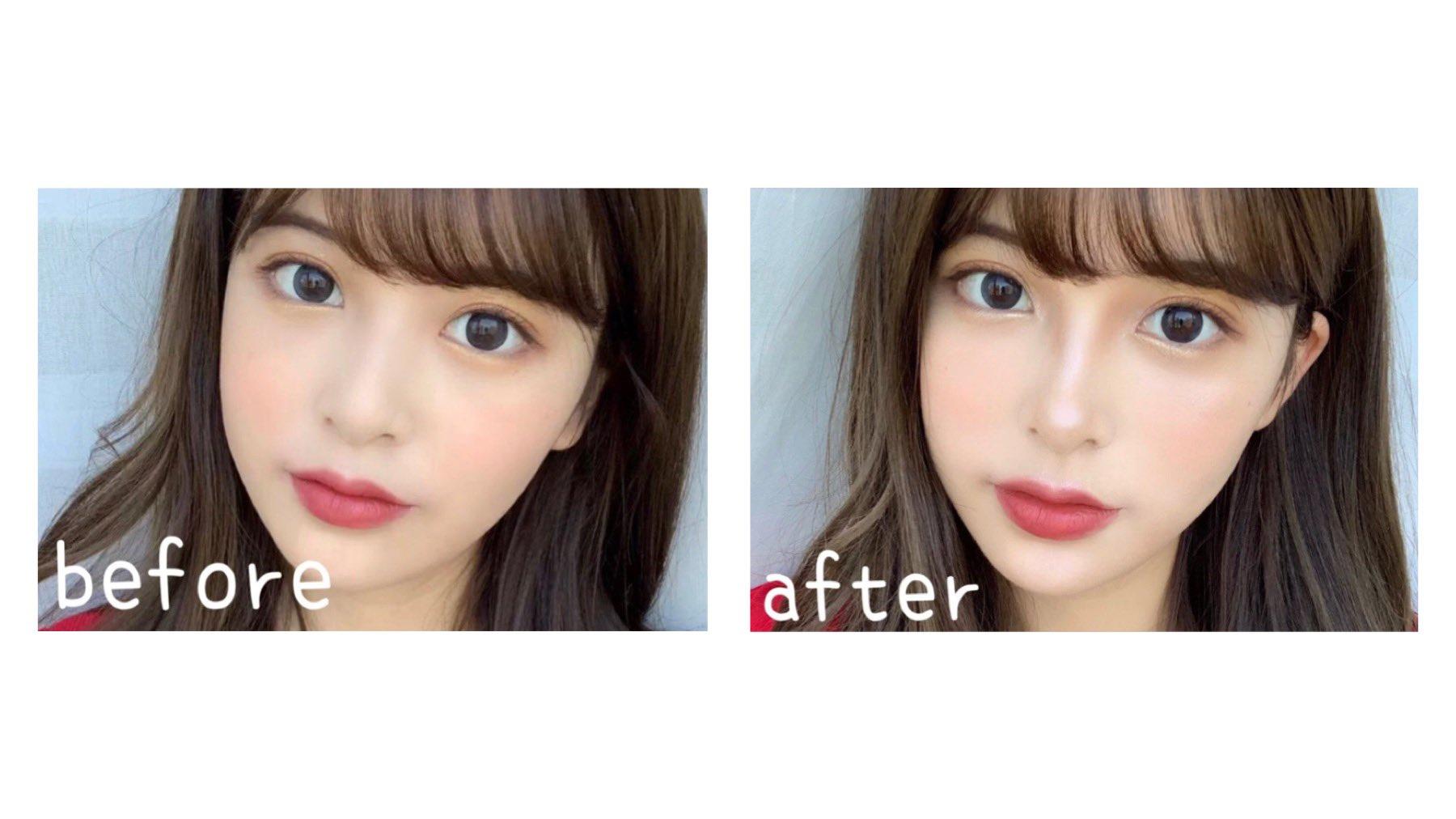 整形級!お顔を立体的に見せるメイク方法!
