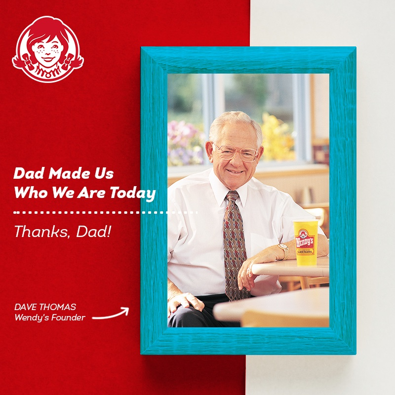 We'd be nothing without him! So to all the dads out there, Happy Father's Day!  Make sure he feels special by serving his favorites! Our new Chicken Family Bundle meal comes with a free Dave's Single so dad can satisfy all his cravings!  Promo is valid from June 17 - 24, 2020. https://t.co/0g0xISR5DK