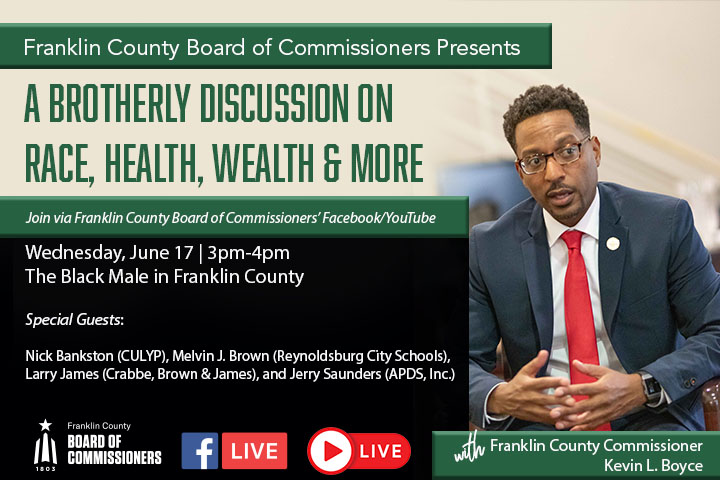 Tomorrow, @REYNSupt will join the @FranklinCoOhio and @BoyceforOhio for a panel discussion on the state of race, health, wealth and more. It will be broadcast on Facebook Live and YouTube Live from 3-4pm. #reynproud https://t.co/gOT4KvFizE