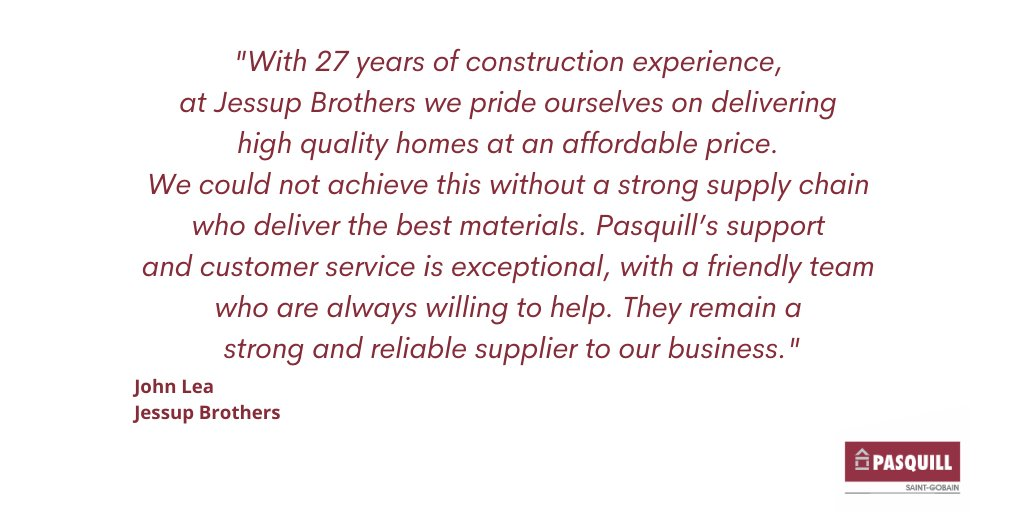 Our #customerservice is second to none, making us a trusted #supplier within the #construction industry. We go above and beyond to put our customers at the forefront of everything we do. We recently received feedback from JESSUP BROTHERS LIMITED, this is what they had to say. https://t.co/paTUT6Ki2R