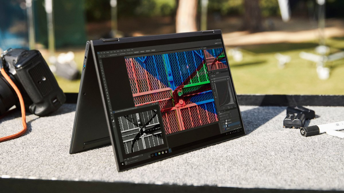 Lenovo's 14-inch Flex 5G is the world's first 5G laptop