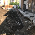 Image for the Tweet beginning: #Construction is underway on our