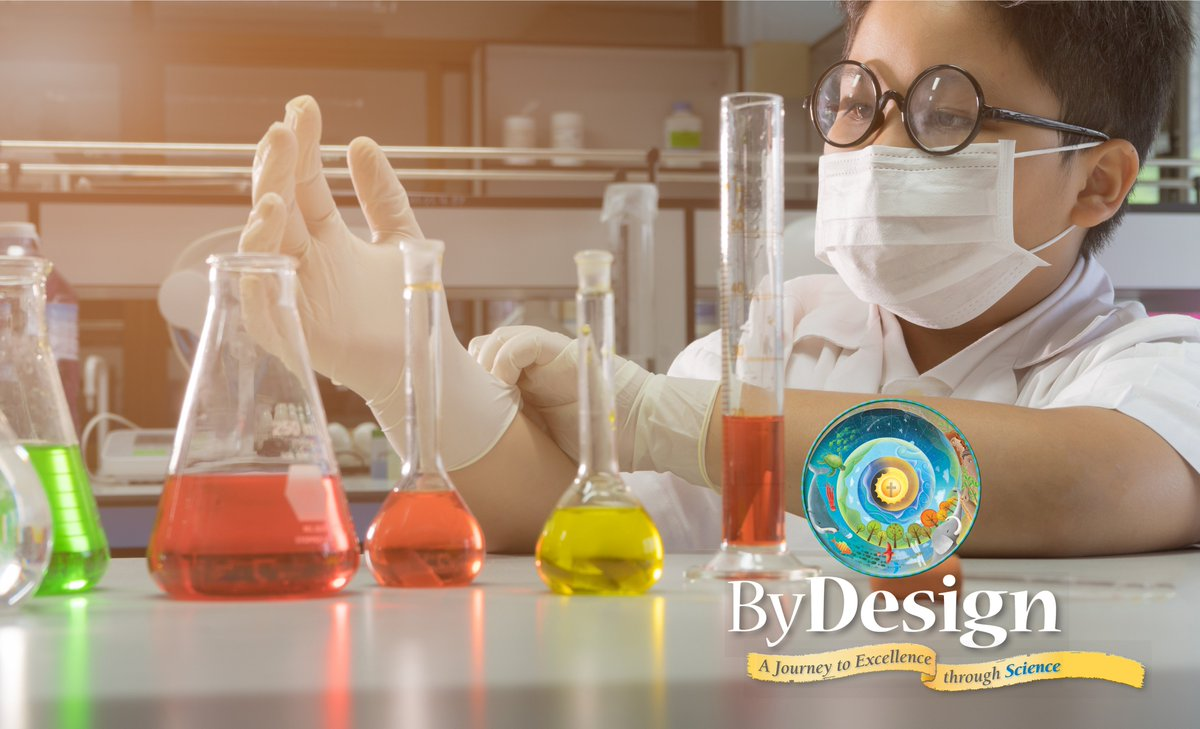 COVID-19 has taught us all that we need to be prepared to switch to online education at a moment's notice. Can your #Science curriculum do that? ByDesign Science can! Read our latest #blog to learn how this program supports your student #learningfromhome https://t.co/FL76b7bshp https://t.co/lRLAw6tuI2