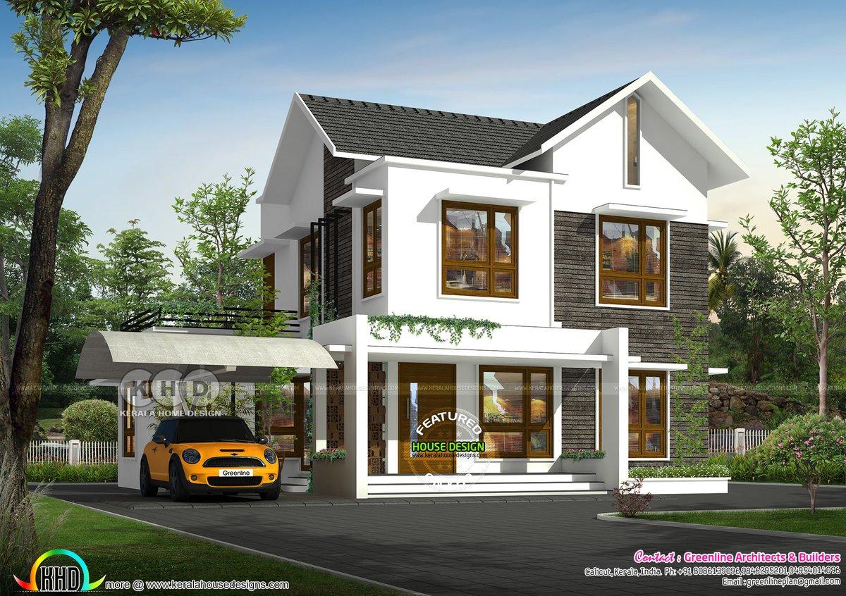 Kerala Home Design   KHD on Twitter