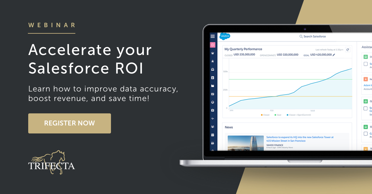 Are you achieving your greatest @Salesforce ROI? Our expert hosts will give you in-depth insights on optimizing your #Salesforce platform data and configurations. Register now: https://t.co/vxe7eI0Bfb https://t.co/tvXZt0UEpM