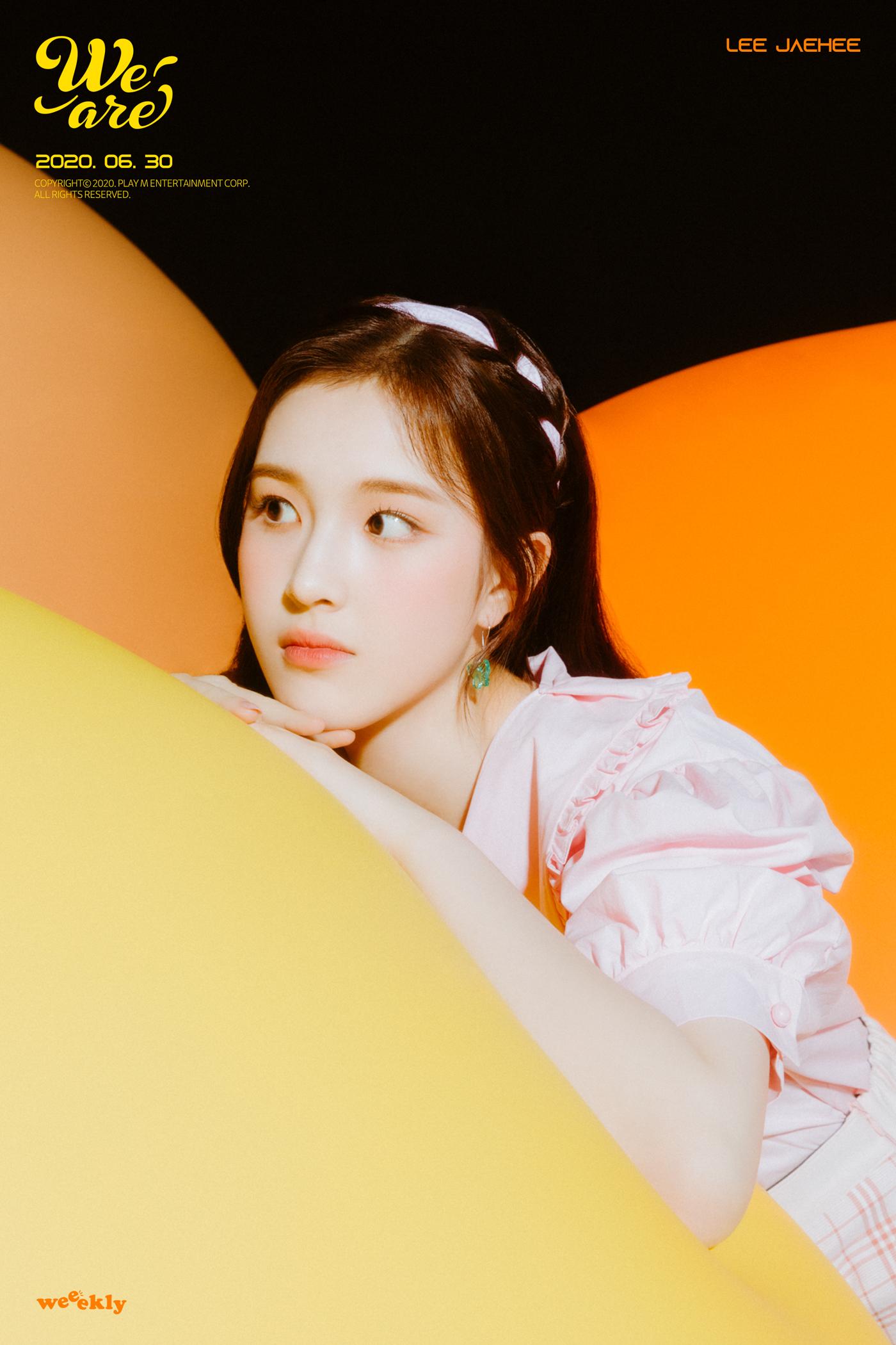 Jaehee WEEEKLY