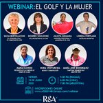 Image for the Tweet beginning: 🏌️‍♀️ Este viernes @RandA organiza un
