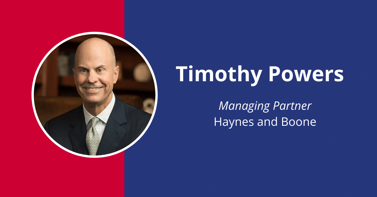 Smu Law Robert B Rowling Center On Twitter The Title Says It All Learn The Foundations Of Law And Leadership From Haynesboone Managing Partner Timothy Powers At The Next Rowlingbllp Presentation