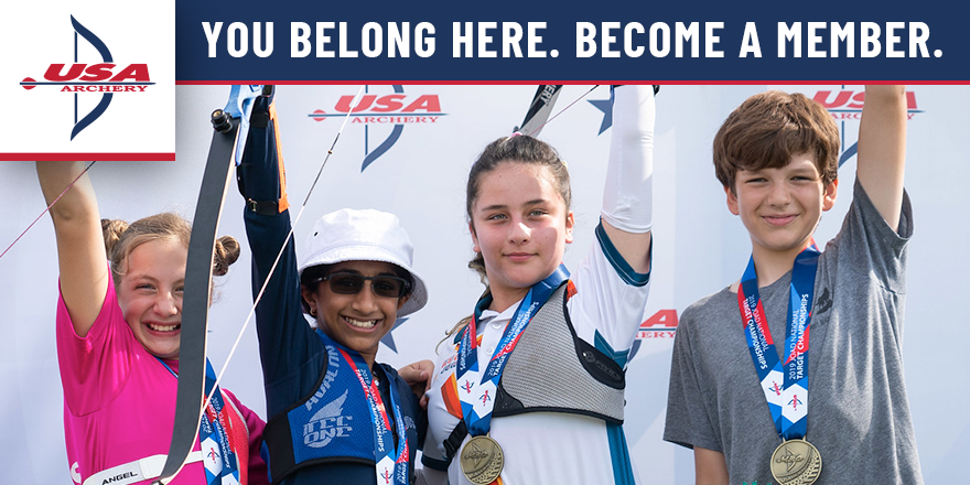 NEWS. USA Archery Introduces Free Trial Youth Membership for Participants of NASP®, OAS and S3DA https://t.co/hTLaeQ1SLx https://t.co/7kcgPt31xW