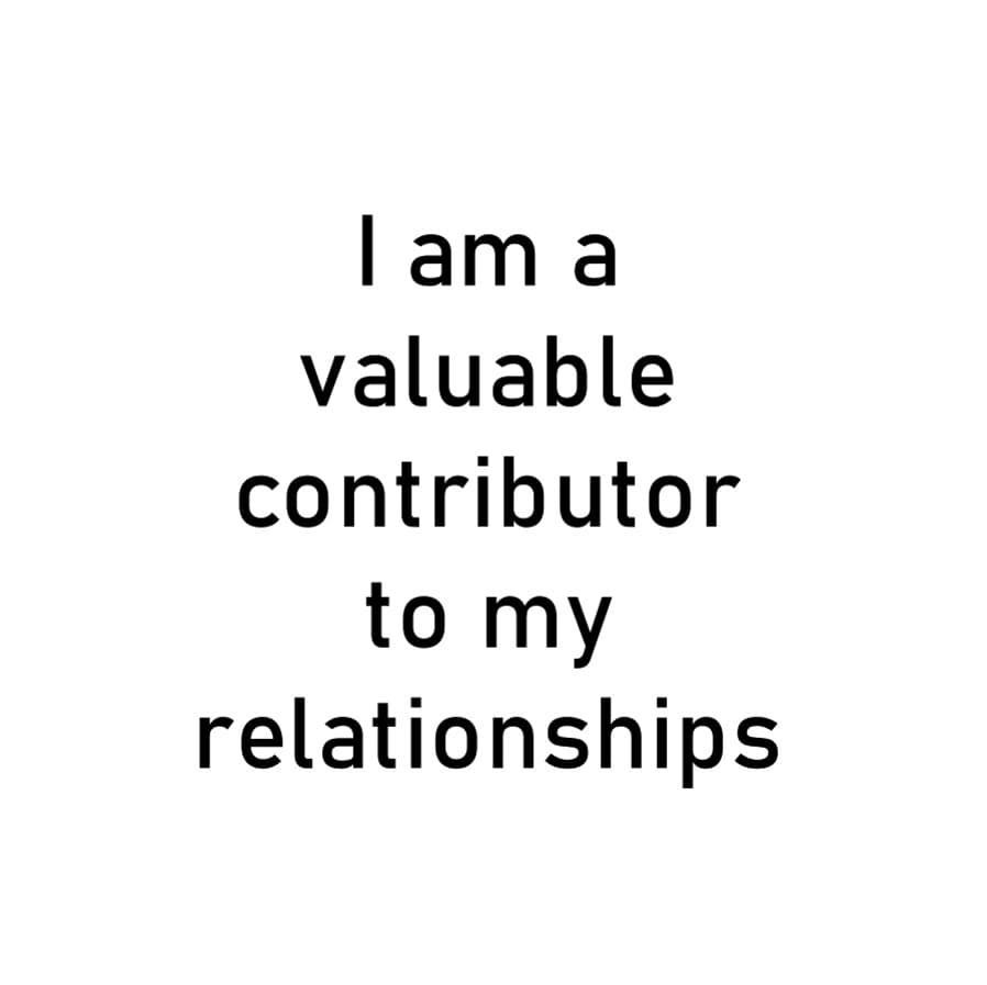 I am a valuable contributor to my relationships . . . . . #vidyasury #affirmations #tuesdaymotivation #dailyaffirmations #positivevibes #mindfulness #selflove #selfcare #personaldevelopment #instadaily #collectingsmiles https://t.co/BGEzz2xa4Q https://t.co/eWaXZBkAYx