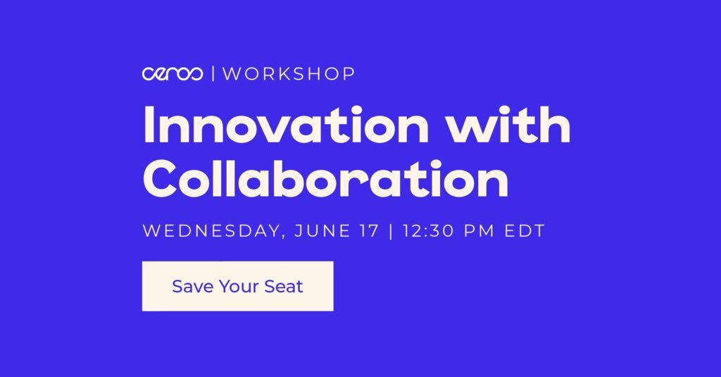 Tomorrow, join us at 12:30 ET for a virtual #workshop on how to creatively brainstorm with your team, and move from ideas to visuals in a remote world.  Save your seat: https://t.co/4cNciv1xXL https://t.co/52gK9SNmXR