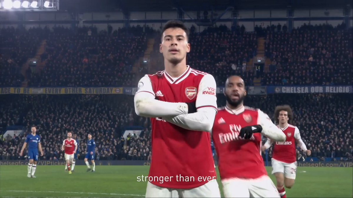 Ready for North London to be red again.  @arsenal, ready for the return.  https://t.co/hbl5gVrcAY https://t.co/brxHVoTQyn