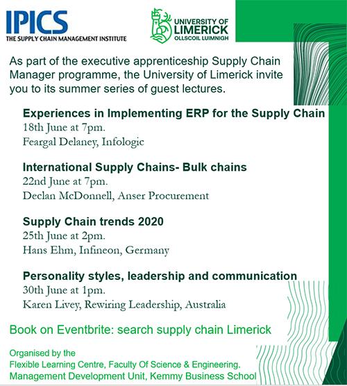 UL MBA Programme - University of Limerick