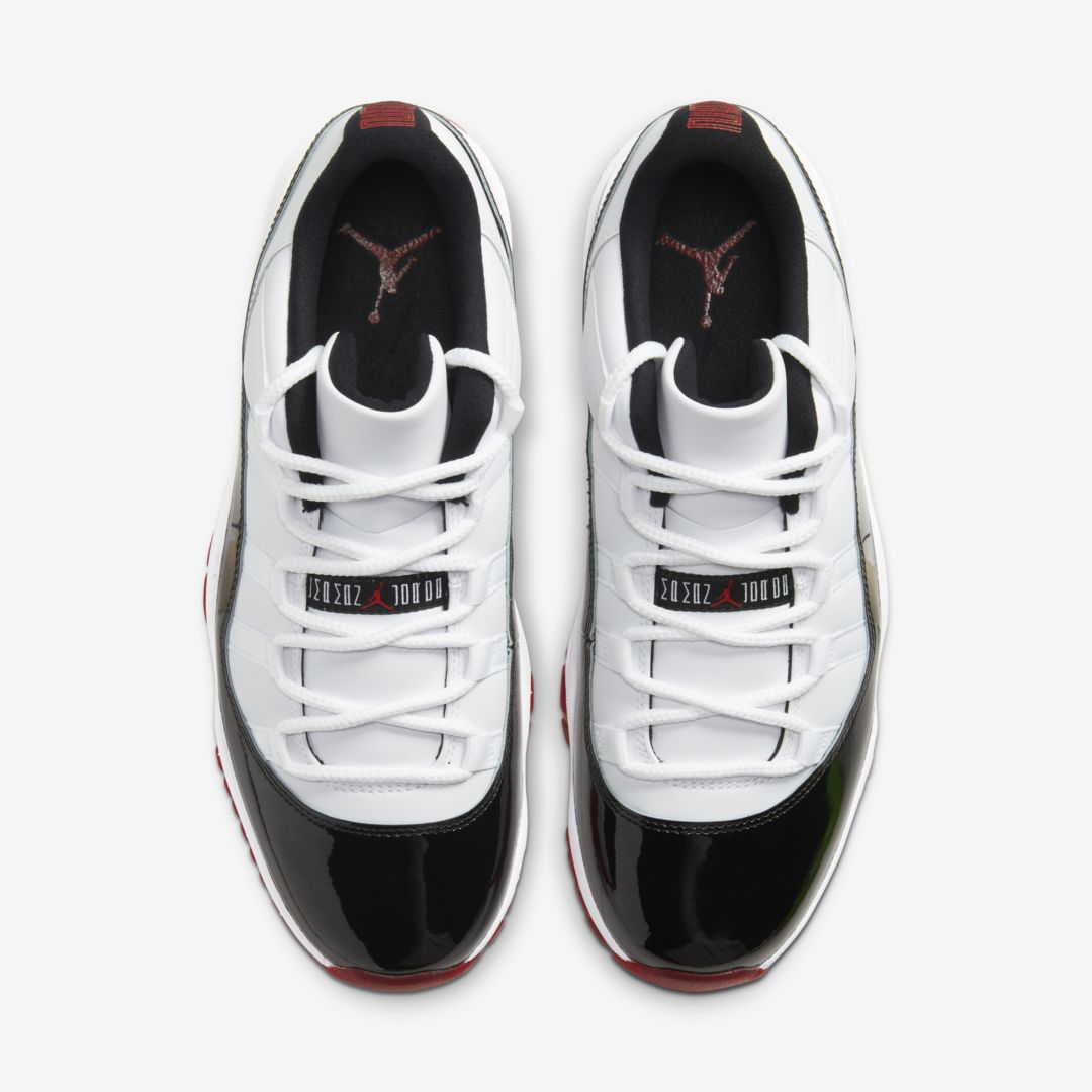 J23 Iphone App On Twitter Air Jordan 11 Low Gym Red Releases