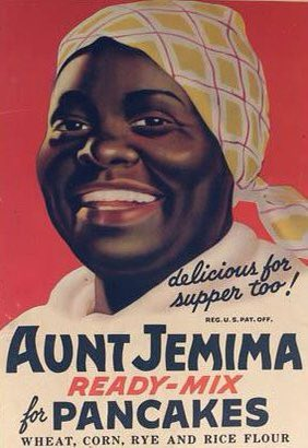 Aunt Jemima is a brand of pancake mix, syrup, and other breakfast foods owned by the Quaker Oats Company ,a subsidiary of PepsiCo. The trademark dates to 1893, although Aunt Jemima pancake mix debuted in 1889 https://t.co/ajs3EqL9n4