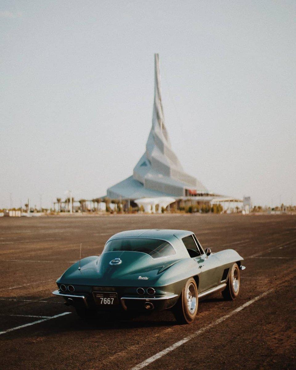Corvette. . . . . From @nwpfilms Via @vintage_maad https://t.co/v96iAXHamg