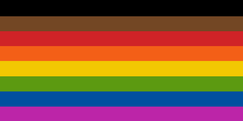 Last year, Vancity started flying the Pride flag adopted by many Pride organizations around the world that adds black and brown stripes. Do you know why the additional stripes were added? Here's why: https://t.co/ceTFnqIpUl https://t.co/u8weMc1TsL