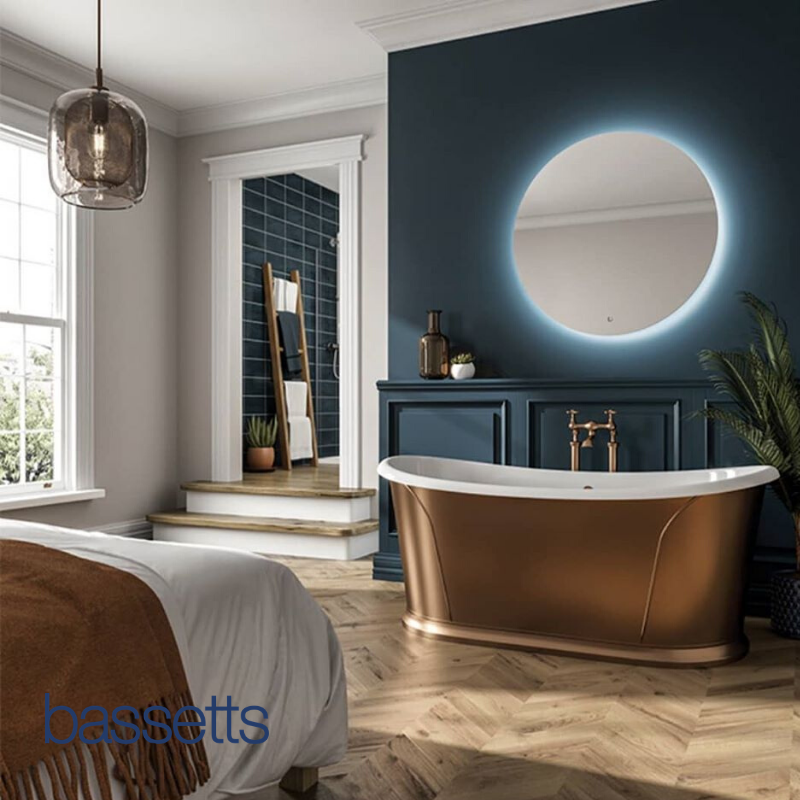 Mirrors, one of the last things you think about when picking a bathroom but the item we get heaps upon heaps of questions on.   How about this little treasure from HIB Mirrors? https://t.co/op4wUQ395I