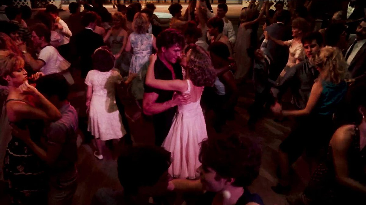 Films To Films On Twitter Dirty Dancing 1987