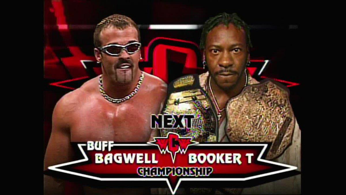 .@REALbuffbagwell vs. @BookerT5x #GreatestWrestlingMatchEver https://t.co/ENKPSGjN9f