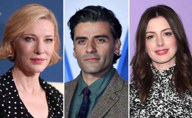 James Gray Unveils #AdAstra Follow-Up Starring Blanchett, Isaac, De Niro, and Hathaway  https:// bit.ly/3e8MyVf    <br>http://pic.twitter.com/Vld7Nv8kko