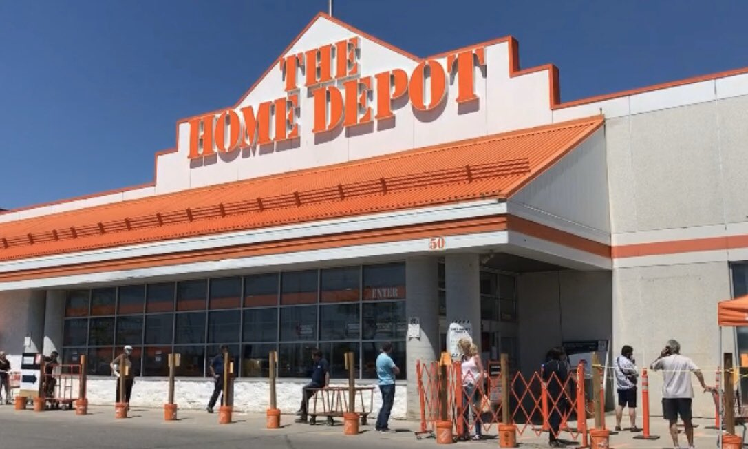 Mark Douglas On Twitter A Statement From Home Depot Includes We Ve Taken Additional Steps To Close The Store Overnight For Deep Cleaning We Ve Also Adjusted Hours To Provide More Time For Cleaning