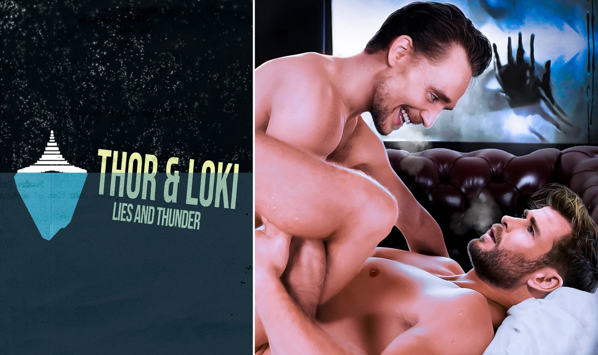 Thor & Loki: Lies and Thunder (My Heart Will Go On - Promo) I can wait to share this new story with you guys! patreon.com/digitaldistort…