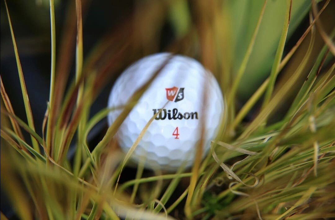The @WilsonGolf DUO Soft+. Soft is Long. You might need to club down.. 🔴⚫️ #Wilson #DUO #SoftIsLong