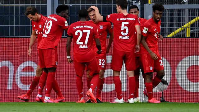 Xem lại trận Werder Bremen vs Bayern Munich, Bundesliga – 17/06/2020
