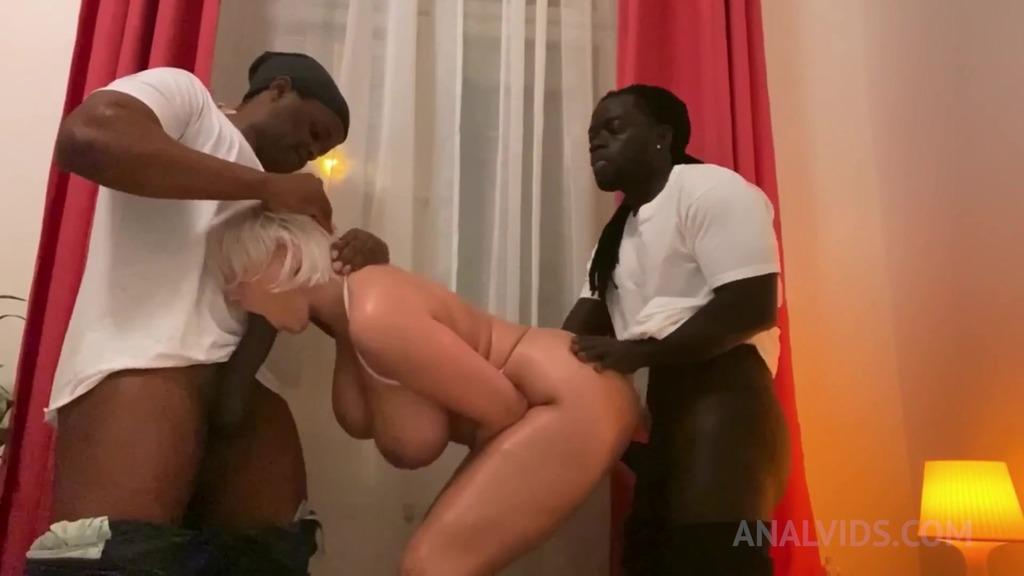 Double Penetration Big Dick