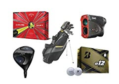 Golf Deal: Amazon has up to 50% off Golf Club, Balls and Accessories today. The sale includes items from Callaway, Bushnell, Izzo, Bridgestone, Under Armour and more.  https://t.co/86wtAR4tbE https://t.co/wcYzutwgAa