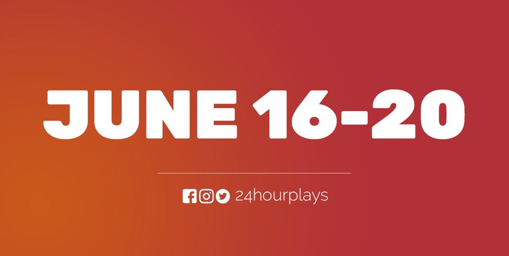 Be sure to catch tonight's #24ViralMonologues Round Twelve before they're gone! Watch these between June 16-20✨