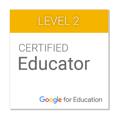 Officially Level 2 Certified! #BuildingtheBestSPS #spsk12proud #hesteach