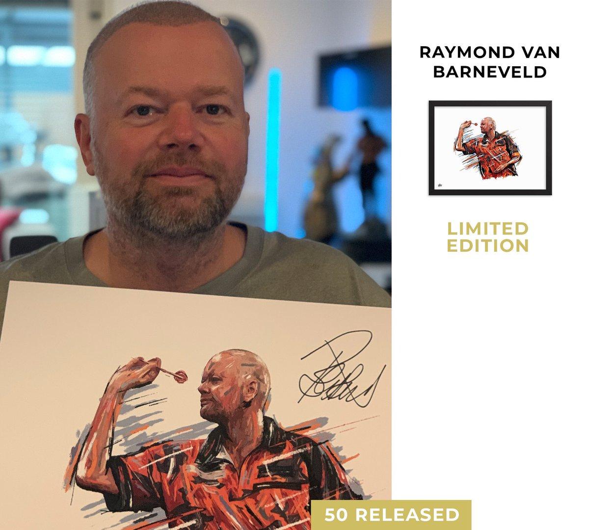 Raymond v Barneveld @Raybar180