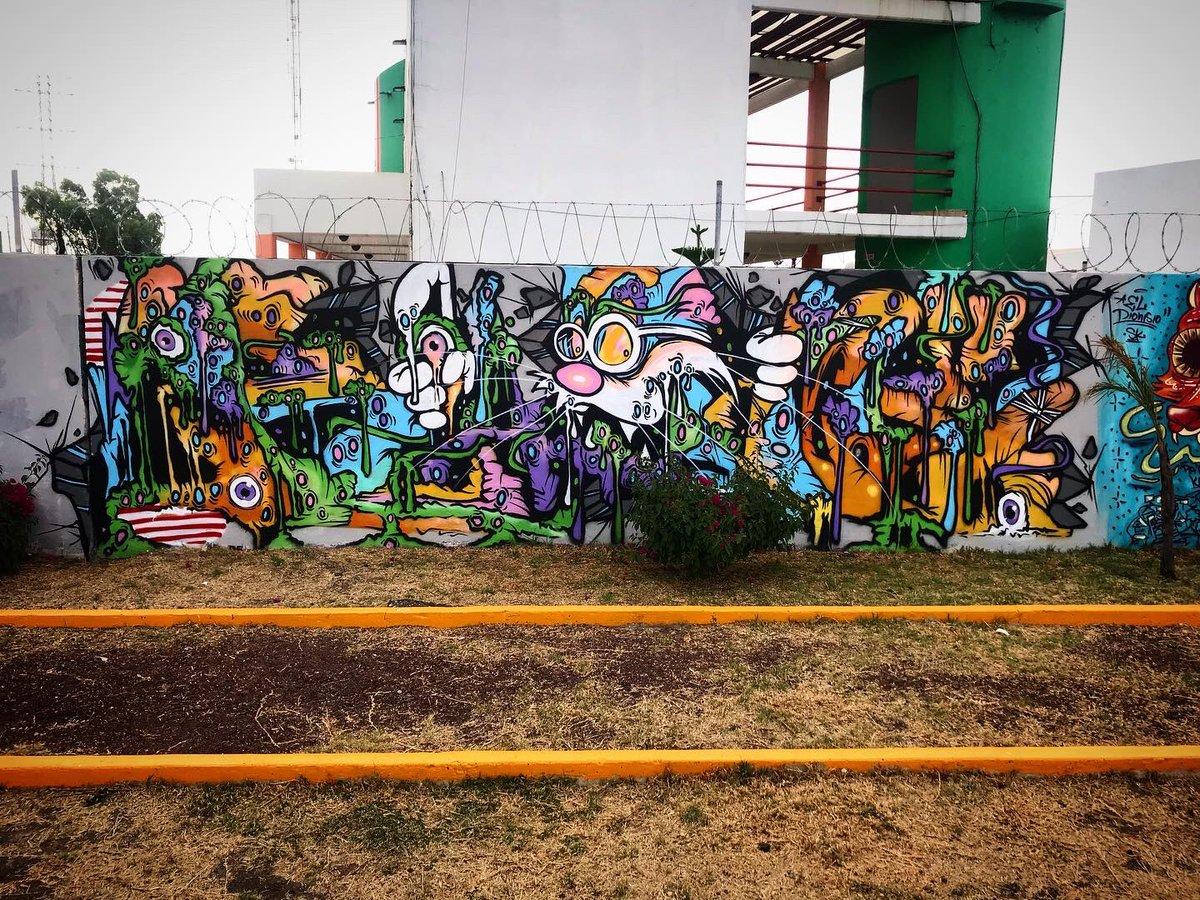 [You've changed everything ] #Graffiti #StreetArt #ArteUrbano #ArteCallejero #ArtDeRue #GraffitiMéxico https://instagram.com/p/CBgwv46hIDy/pic.twitter.com/RyHrFE7erB